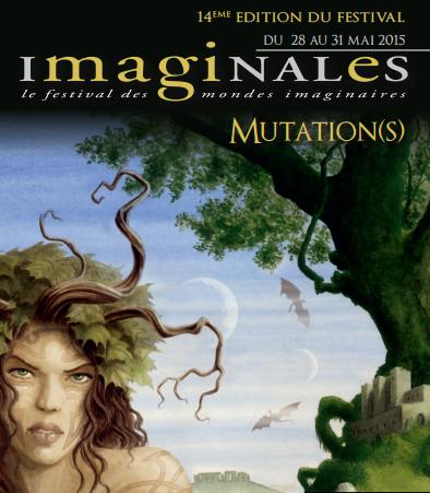 Imaginales 2015