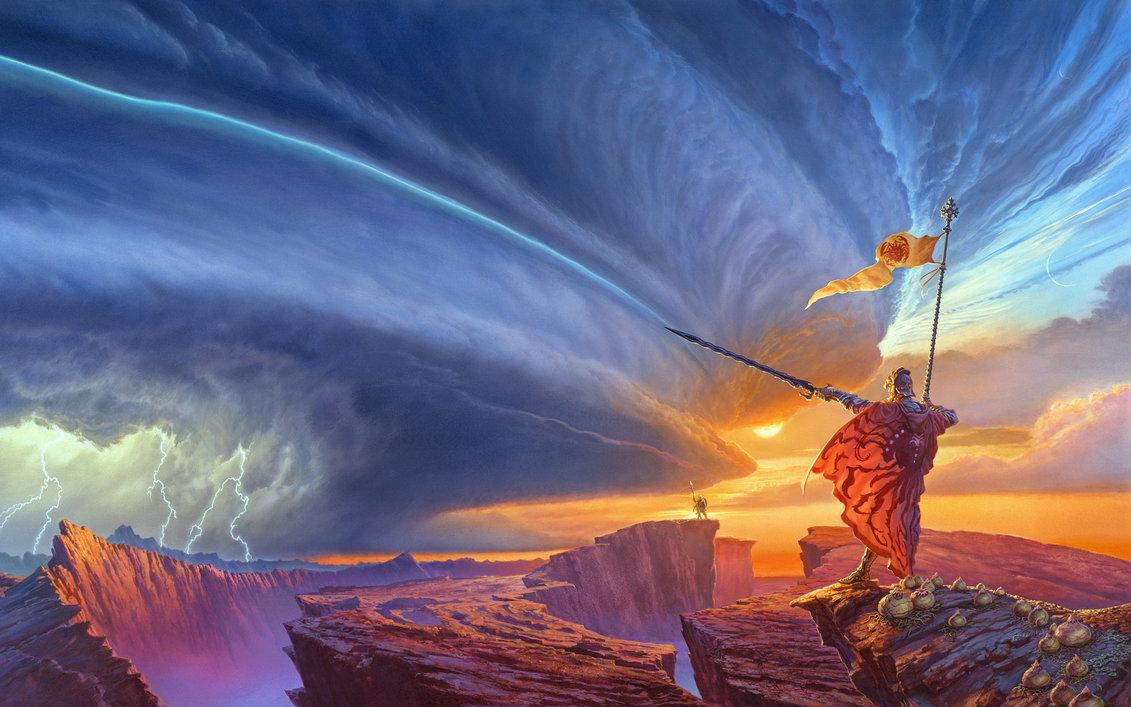 The Way of Kings par Michael Whelan